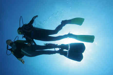 Lodge Scuba - Scuba taster session - Save 50%