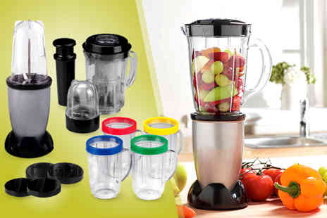 Cost Mad - 17 piece multi blender - Save 68%