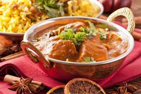 Bombay Spice - Two Course Indian Meal - Save 56%