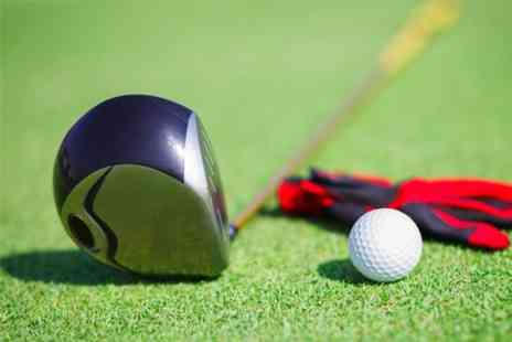 Radlett Golf Centre -  Two Lessons With PGA Pro  - Save 73%