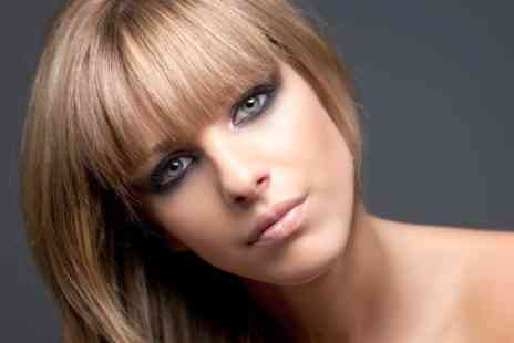 Twilight salons - Cut and Finish With Half Head of Highlights - Save 65%
