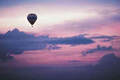 Champagne Flights - Sunrise Balloon Flight With Champagne - Save 0%