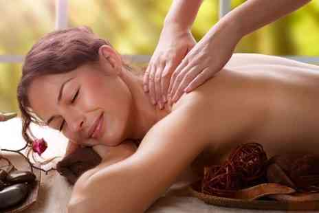 Ki Spa - Spa Experience With Hot Stone Massage and Facial For One  - Save 46%