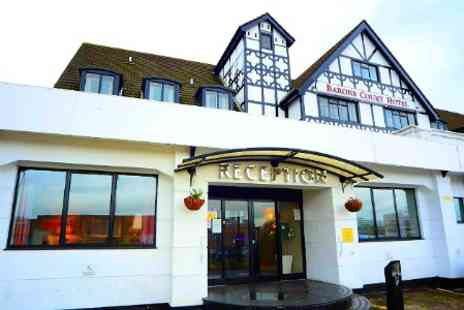 Barons Court Hotel - One Nights For 2 With Breakfast Dinner and Wine - Save 52%