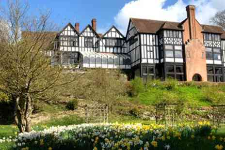 Caer Beris Manor -  Welsh Manor Hotel with 7 Course Dinner - Save 58%