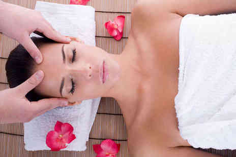 Lash & Thread - Five Hour Indian Head Massage Course with Diploma for One - Save 69%