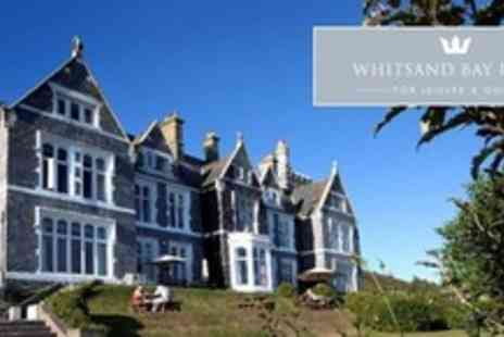 Whitsand Bay Hotel - Two Night Cornish Seaside Stay For Two With Breakfast - Save 66%