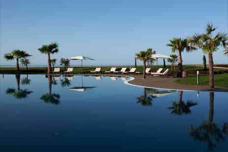 Cascade Wellness & Lifestyle Resort  - 5 star luxury Algarve break - Save 44%