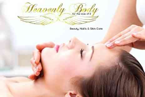 Heavenly Body - One hour luxury Dermalogica Facial - Save 54%