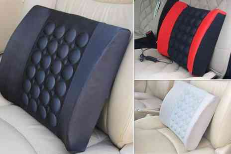 WEKSI - Get comfy with a car seat massager cushion - Save 50%