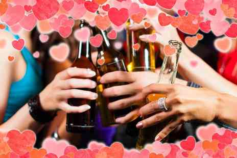 1 Big Night Out - Ready set go Pick up a ticket to a Valentines traffic light pub crawl  - Save 53%