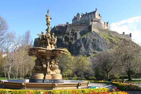 Thistle Knights Tours - History Hawking tour of Edinburgh for 2 - Save 70%
