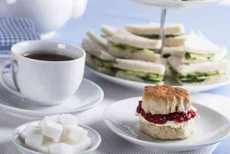 The Grange Manor Hotel - One Night Stay With Afternoon Tea for two at Falkirk - Save 50%
