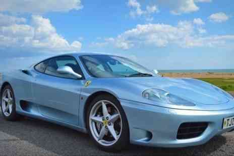 Golden Moments - Belfast Ferrari Driving Experience - Save 63%