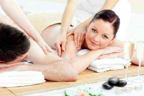 Secret Satori Spa - Pamper Package Champagne and Strawberries - Save 79%