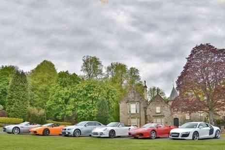 Supercars Scotland - Driving Experience - Save 81%