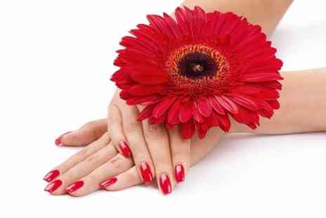 House of Beauty - Luxury manicure with Shellac  - Save 50%