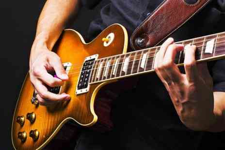 SWS Music - One Hour Guitar Lessons For One - Save 86%