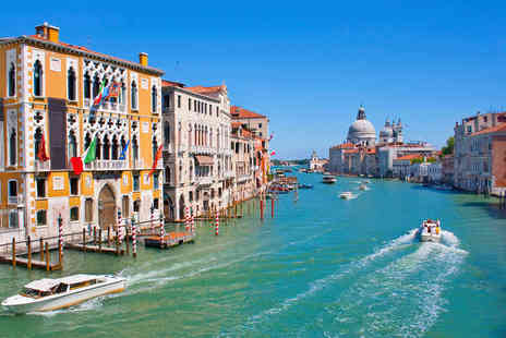 Hotel Al Sole - Romantic Venice Break for Two - Save 31%
