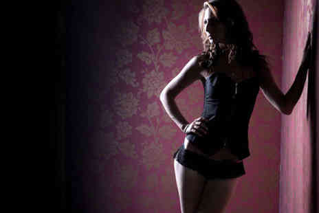 Cloud House Studios - Boudoir Photography Package for One - Save 92%