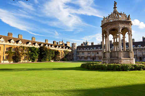 The Royal Cambridge Hotel - Lose Yourself in Magical Cambridge - Save 59%