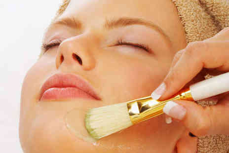 Kaaj Therapies - Hour Long Organic Facial  or 30 Minute Facial and Hour Long Massage - Save 62%