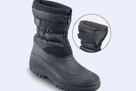 Chums - Unisex All-Weather Thermal Boots in Sizes - Save 60%