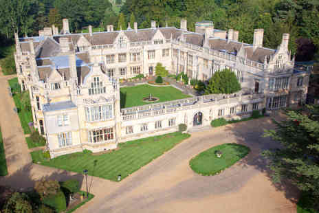 Rushton Hall Hotel and Spa - Historic Grade I listed country hotel and spa with a choice of rooms, breakfast, plus a discount on spa treatments and dining - Save 36%