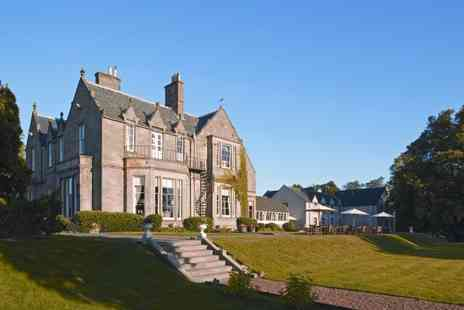 Norton House Hotel and Spa - Traditional spa retreat just outside Edinburgh city centre with breakfast included and a choice of room types - Save 40%