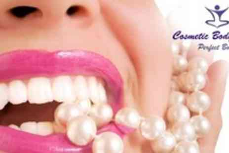Cosmetic Body Clinic - Laser Teeth Whitening Treatment - Save 80%