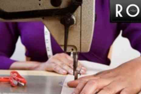 Roxie O'del Couture - Three Hour Sewing Class - Save 58%