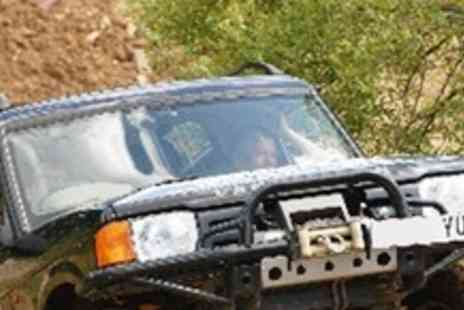 Berkshire 4x4 - Half Day Off Road Driving Experience - Save 60%