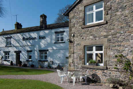 The Barbon Inn - Two night B&B stay for two  - Save 50%