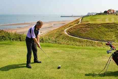 Whitby Golf Club - Round of Golf for 2 on Coastal Course - Save 56%