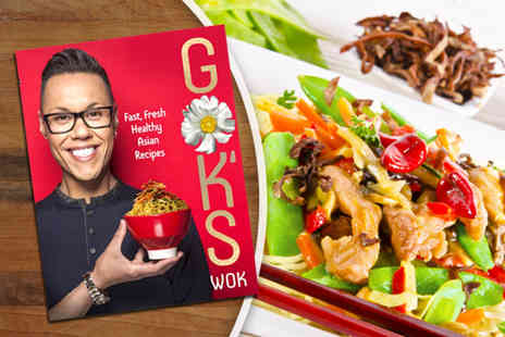 Random House Group - Hardbook copy of Goks Wok - Save 50%
