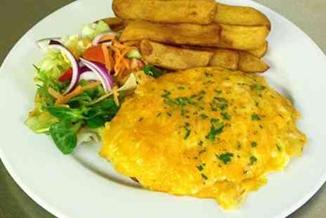 Kelz Restaurant - Parmos For Two Peopl Chicken - Save 55%