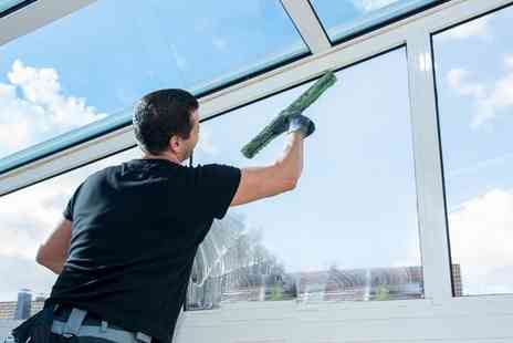 Marks Window Cleaning - Window cleaning for a three bedroom house  - Save 40%