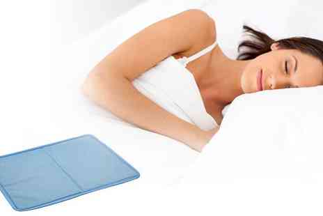 Mytouchscreen.co.uk - Magic Gel Cooling Pillow - Save 46%