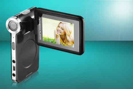 TheGiftShop UK Ltd - Teknique 2.4 inch 12MP digital video camcorder - Save 71%