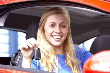 Driving Centre - Get your kids learning with a young drivers course - Save 71%