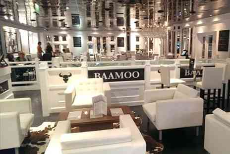 BaaMoo - Brunch With Prosecco For Two - Save 50%