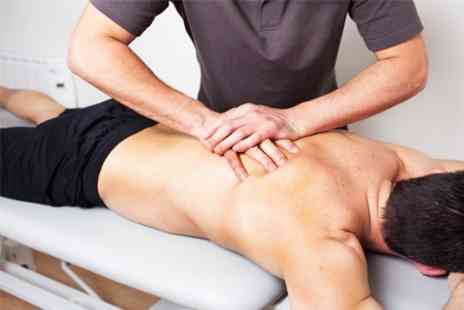 PC Physiotherapy - 60 Minute Sports Massage - Save 53%