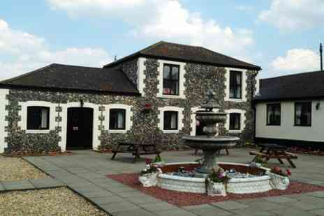 Coach House Hotel - One night Stay For Two With Dinner - Save 45%