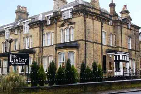 Lister Hotel - One Nights For Two With Breakfast - Save 54%