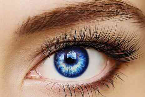 Eclipse Hair Designs - Full Set of Eyelash Extensions - Save 73%