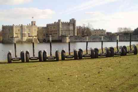 Southern Segway Tours - 60 Minute Tour of Leeds Castle, Kent For Two - Save 66%