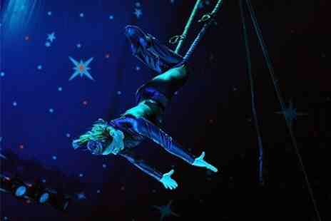Paulos Circus - Grandstand Tickets - Save 50%