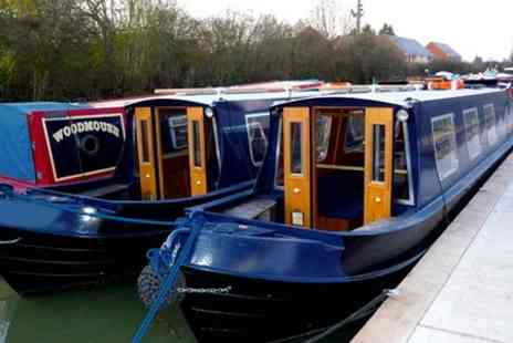 The Boatyard - Full Day Boat Hire  - Save 30%