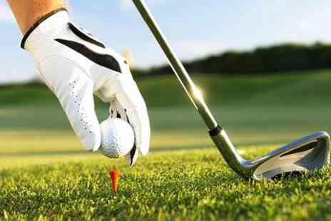 Girton Golf Club - Round of 18 Plus 50 Balls For One  - Save 48%