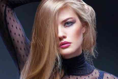 EJ Hairdressing - Restyle Blow Dry Conditioning Treatment and Head Massage  - Save 67%